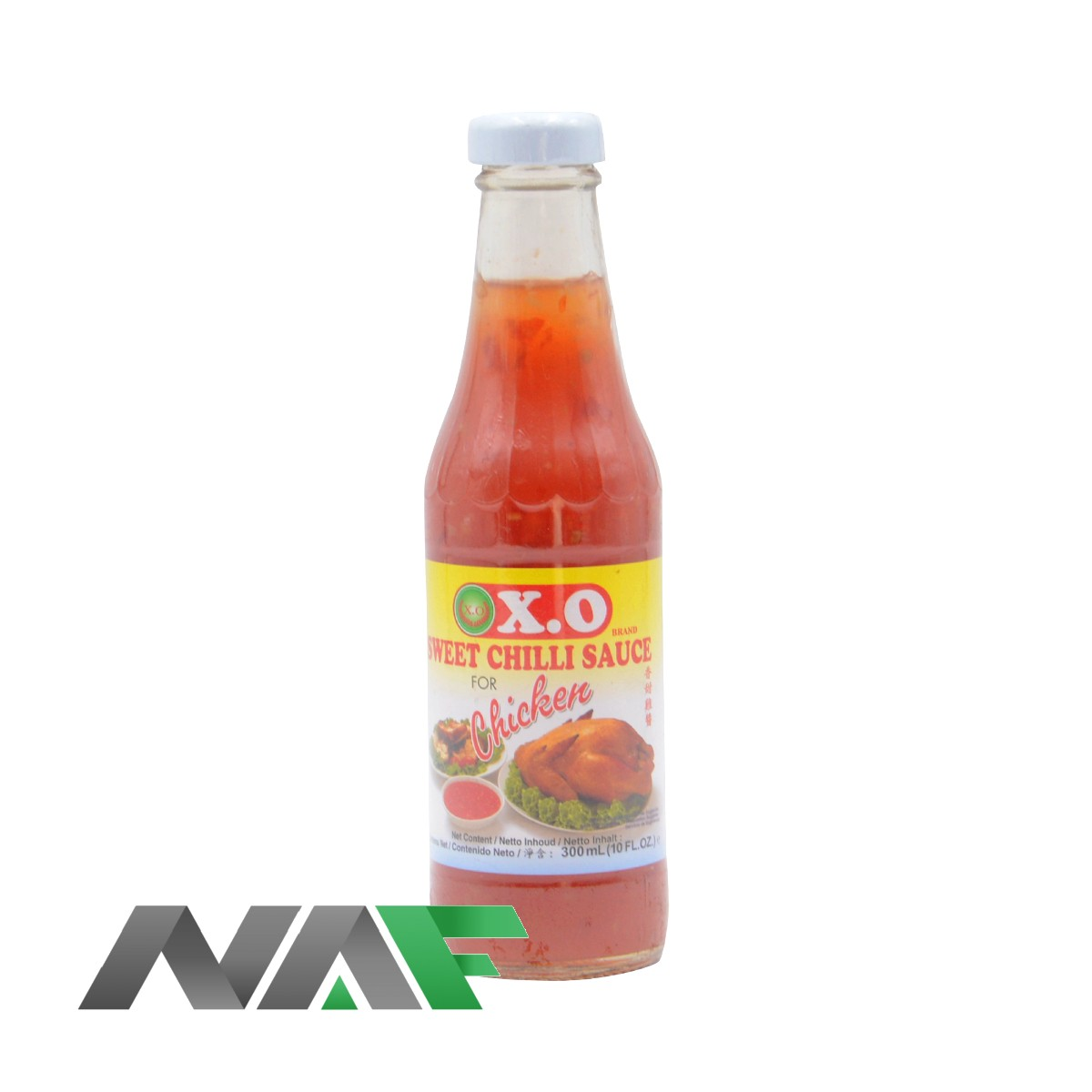 Sweet Chili Sauce X O 300ml
