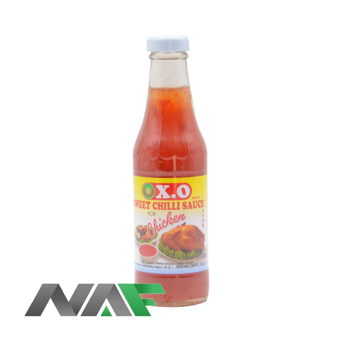 Sweet Chili Sauce X O 300ml